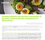Winning Brands and Balanced Nutrition